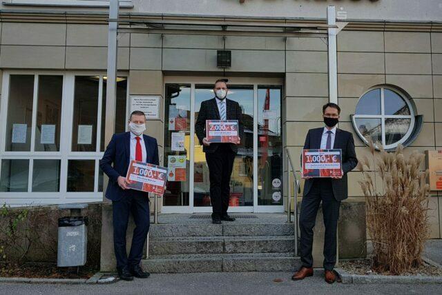 50 Jahre für Sie vor Ort: Geschäftsstelle Bischberg